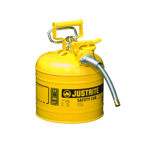 Recipient siguranta AccuFlow 9 litri, galben