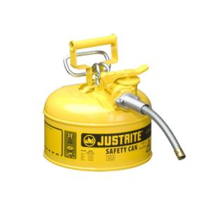 Recipient siguranta AccuFlow 4 litri, galben