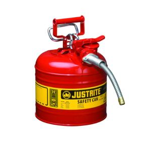 Recipient siguranta AccuFlow 9 litri, rosu