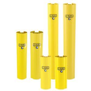 Protectie anticoliziune flexibila 100-125mm L=600 mm