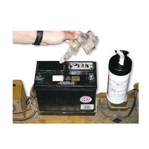 Laveta de curatare baterii