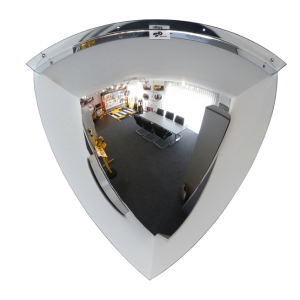Oglinda rotunda supraveghere 90° policarbonat Ø60cm