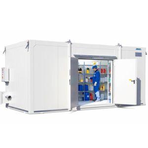 Container antifoc REI90 BMC-X-600 usa dubla laterala, suprafata 16 m²