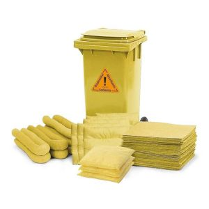 Set urgenta in container B12, special