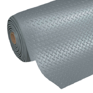 Covor antioboseala Diamond Sof-Tred Grey