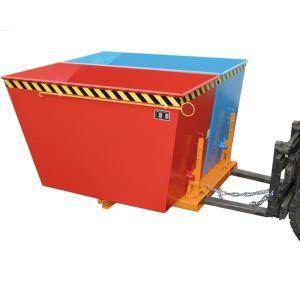 Recipient basculabil otel tip DUO 2x900 litri