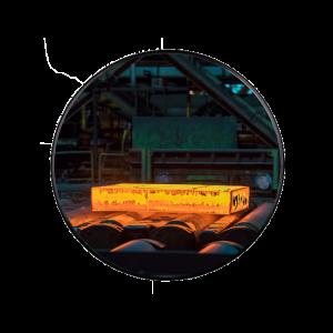 Oglinda supraveghere EC-US Ø70 cm