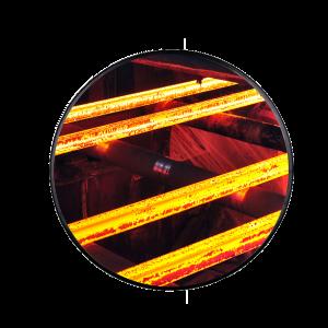Oglinda supraveghere EC-US Ø80 cm