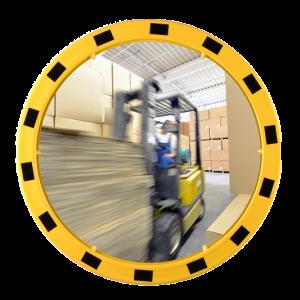 Oglinda verificare productie EUvex Ø80cm