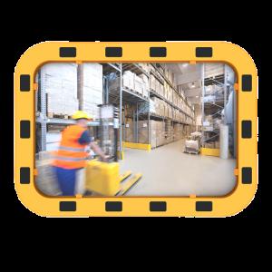 Oglinda verificare productie EUvex 80x100cm
