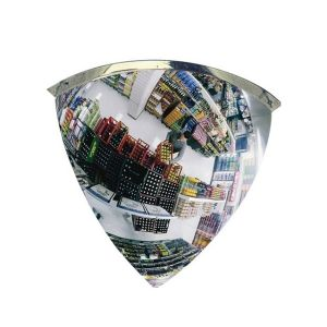 Oglinda supraveghere 90° acril Euvex Ø60cm