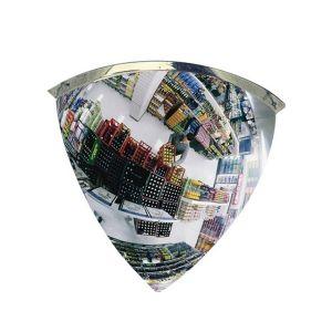 Oglinda supraveghere 90° acril Euvex Ø80cm