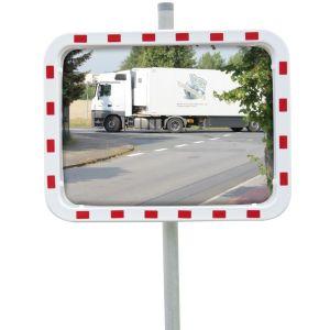 Oglinda trafic EUvex 40x60cm