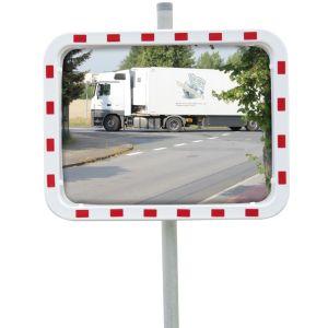 Oglinda trafic EUvex 80x100cm