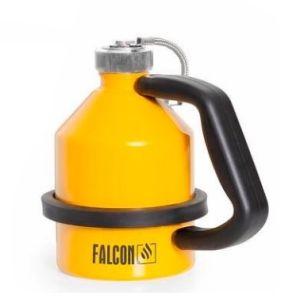 Cana Falcon otel capac cu surub 1 l