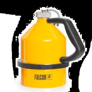 Cana otel capac cu surub  Falcon 2 l