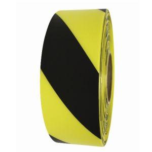 Banda avertizare marcaj podea Supreme V galben-negru