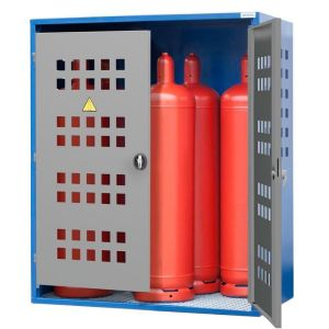 Dulap butelii gaz, LB 6, 2 usi
