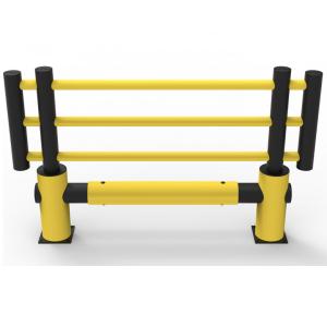 Gard anticoliziune flexibil protectie masini KILO 2000mm