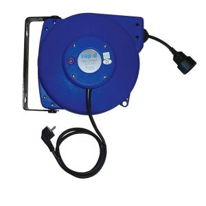 Derulator cablu 230V, 15 m