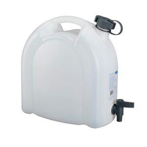 Canistra plastic, cu robinet, 15l