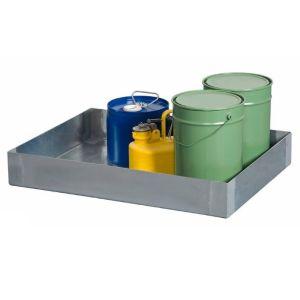 Cuva de retentie pentru recipienti mici KBE 1250 din inox