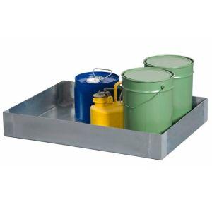 Cuva de retentie pentru recipienti mici KBE 9050 din inox