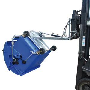 Dispozitiv de basculare hidraulic tip KM