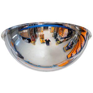 Oglinda rotunda supraveghere 360° acril Ø125cm