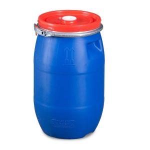 Butoi UN cu inel de strangere si dop in capac, 30 litri