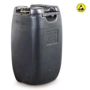 Canistra electric conductiva, 60 l