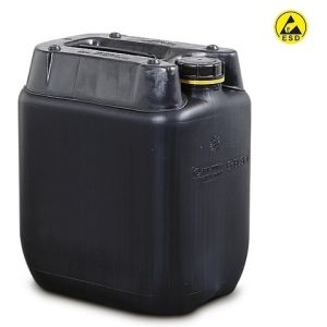Canistra electric conductiva, 30 l