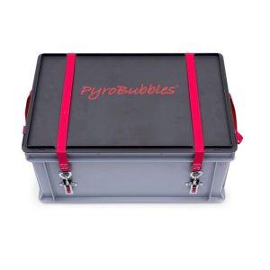 Cutie plastic transport baterii litiu, S-Box 2 Basic