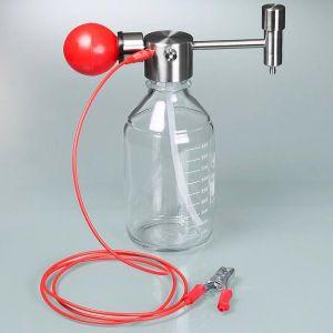 Mini pompa, INOX, solventi, 5l