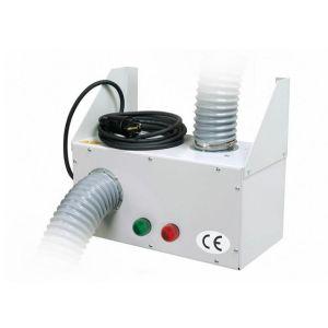 Ventilatie tehnica cu furtun, cu monitorizare si alarma WP 12