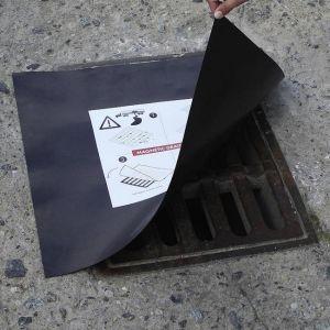 Covor magnetic de etansare, 510x510mm
