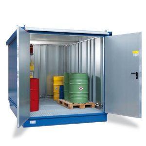 Depozit MC-Vario 2520-S, 5 m², 2 usi