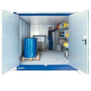 Depozit MC-Vario 4320-S, 10 m², 2 usi