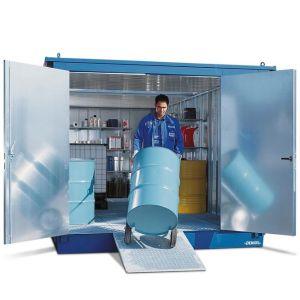 Depozit MC-Vario 6320-S, 14 m², 2 usi