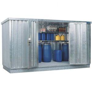 Depozit WHG 250, 10 m², 2 usi