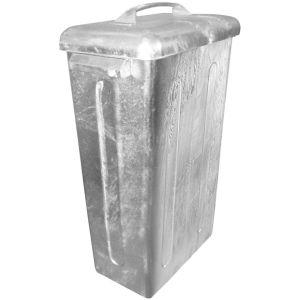 Recipient deseuri otel zincat 95 litri