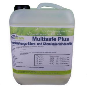 MULTISAFE PLUS - Canistra 4 litri