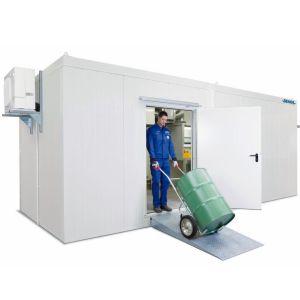 Container antifoc REI90 BMC-X-600 cu 1 usa pe laterala, suprafata 16 m²