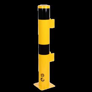 Stalp de capat otel galvanizat XL Ø 159 mm
