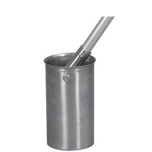 Cana prelevare din INOX, 1000 ml