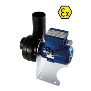 Ventilator centrifugal RV 1, ATEX