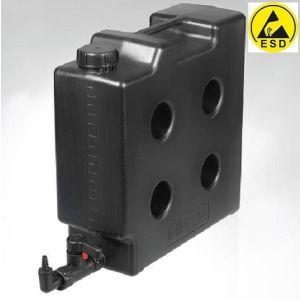 Canistra electric conductiva cu robinet, 10 l