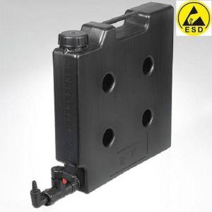 Canistra electric conductiva cu robinet, 5 l