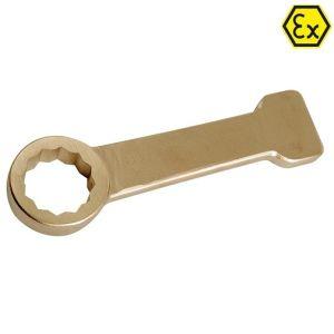 Cheie inelara ATEX bronz special 17mm