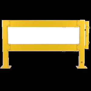 Poarta glisanta pentru balustrada 1500mm